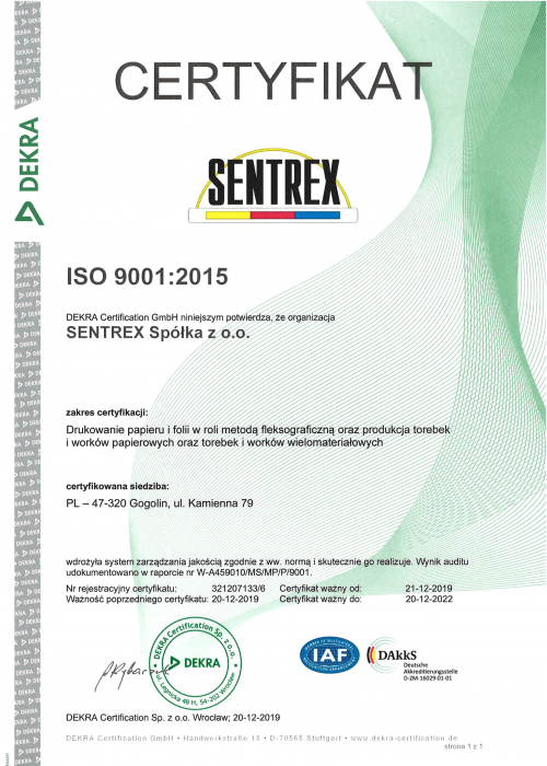 ISO 9001 PL 2020